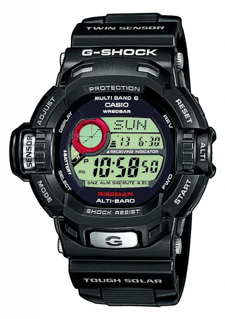 fc0635195fba reloj pulsera casio g shock 9200 gw colores