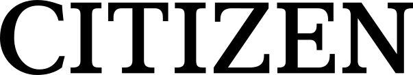 Logotipo CITIZEN PNG