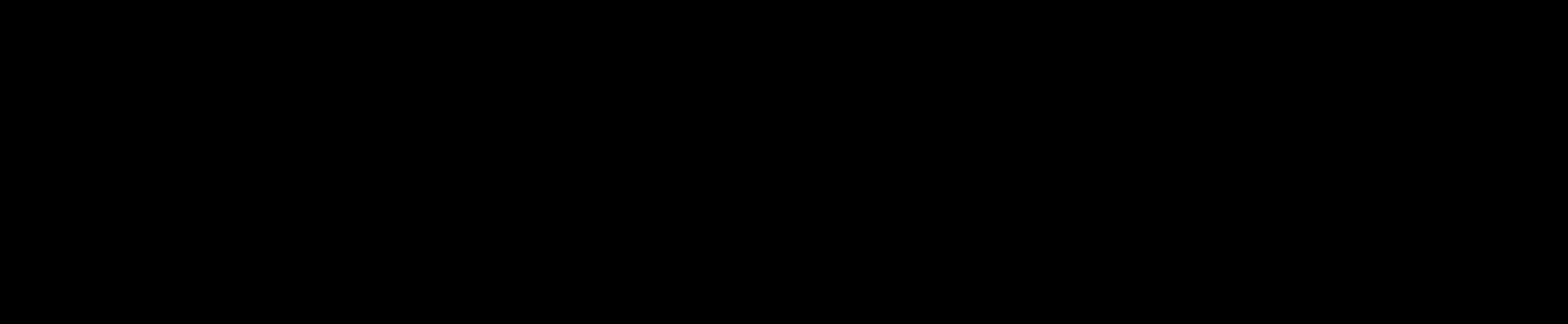 Logotipo Pandora 2019 blanco y negro